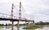 Sở Giao thông Vận tải Long An yêu cầu sửa chữa 3 cầu dây văng