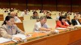 Quốc hội thông qua Luật Trưng cầu ý dân