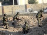 Thổ Nhĩ Kỳ triển khai thêm 20 xe tăng áp sát biên giới Syria