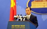 Việt Nam tiếp tục theo dõi vụ Philippines kiện Trung Quốc ở Biển Đông