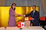 Nhật Bản viện trợ hơn 636.000 USD giúp Việt Nam rà phá bom mìn