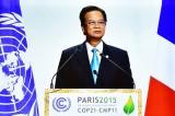 Thủ tướng Nguyễn Tấn Dũng phát biểu tại COP21