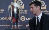 Đánh bại Ronaldo, Messi giành giải cầu thủ xuất sắc nhất La Liga
