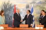 Hoạt động của Phó Thủ tướng Hoàng Trung Hải trong chuyến thăm Israel