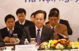 Thủ tướng Nguyễn Tấn Dũng tham dự Diễn đàn Đối tác phát triển Việt Nam
