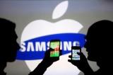 Samsung chấp nhận bồi thường hơn nửa tỷ USD cho hãng Apple