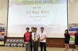 Học sinh Việt Nam giành một giải Nhất cuộc thi lập trình quốc tế
