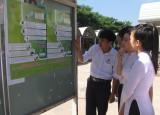 Tuyên truyền tiết kiệm điện trong trường học