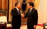 Nhật Bản ủng hộ lập trường của Việt Nam về vấn đề Biển Đông