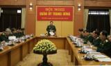 Quân ủy Trung ương ra Nghị quyết lãnh đạo thực hiện nhiệm vụ năm 2016