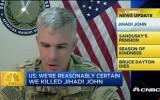 Tướng Mỹ nói về thông tin không kích làm chết 26 dân thường ở Syria