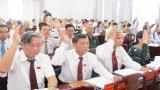 HĐND tỉnh Long An thông qua 17 nghị quyết