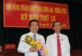 Bí thư Tỉnh ủy - Phạm Văn Rạnh được bầu giữ chức danh Chủ tịch HĐND tỉnh khóa VIII