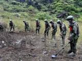 Bộ Ngoại giao trả lời về việc Trung Quốc rà phá bom mìn tại biên giới