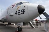 Mỹ đưa máy bay trinh sát tới Singapore, thách thức Trung Quốc