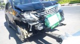 Khởi tố viện trưởng Viện kiểm sát tông xe liên hoàn rồi bỏ chạy
