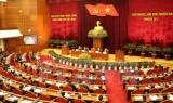 Ngày làm việc thứ hai Hội nghị lần thứ 13 Ban Chấp hành TW Đảng