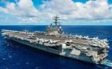 Mỹ tố tàu ngầm Trung Quốc khóa mục tiêu tàu sân bay USS Reagan