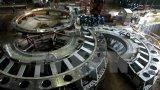 Tổ máy số 1 công trình thủy điện Lai Châu hòa điện lưới Quốc gia