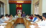Phúc tra phong trào dân số-kế hoạch hóa gia đình huyện Tân Thạnh