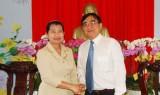Giữ gìn và phát huy tình hữu nghị truyền thống Việt Nam - Campuchia
