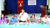 Tỉnh Vĩnh Long trao đổi kinh nghiệm xây dựng nông thôn mới với huyện Cần Đước, tỉnh Long An