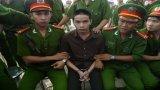 Thảm sát Bình Phước: Tòa bắt đầu thẩm vấn Trần Đình Thoại