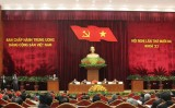 Ngày làm việc thứ 4 Hội nghị Trung ương lần thứ 13