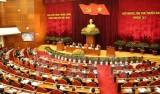 Ngày làm việc thứ năm Hội nghị lần thứ 13 Ban Chấp hành TW Đảng