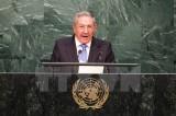 Chủ tịch Cuba Raul Castro ra tuyên bố tái thiết lập quan hệ với Mỹ