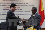 Việt Nam và Timor-Leste ký kết ghi nhớ thương mại mặt hàng gạo