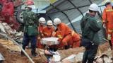 Lở đất Trung Quốc: Chạy đua với thời gian cứu người còn sống