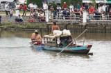 Vẫn chưa tìm thấy nạn nhân Bùi Văn Toàn bị nước cuốn trôi ở sông Bảo Định