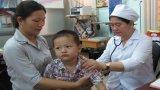 Cải thiện tình trạng suy dinh dưỡng trẻ em