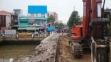 Chưa có kết luận kiểm tra an toàn lao động tại công trình tháo dỡ cầu Đúc Tân An
