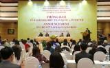 Đại hội Đảng toàn quốc lần thứ XII sẽ có 1.510 đại biểu tham dự