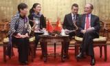Thúc đẩy quan hệ hợp tác chiến lược toàn diện Việt - Trung