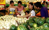 Gần Tết, giá hàng hóa đẩy CPI tháng 12 tăng 0,02%