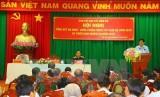 Giữ vững an ninh quốc phòng vùng Tây Nam Bộ trong tình hình mới
