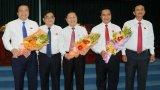 Tỉnh ủy Long An Quyết định về công tác cán bộ