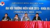 Bóng đá Việt khủng hoảng nghiêm trọng