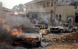 Hơn 100 người thương vong trong vụ đánh bom đền thờ ở Nigeria