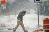 Nhiều bang của Mỹ tơi bời trong mưa tuyết, lũ lụt