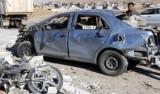 Ôtô cài bom đâm vào cơ quan chính quyền Pakistan, 18 người chết