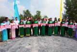 Hội Liên hiệp Phụ nữ Đức Hòa: trên 1 tỉ đồng hỗ trợ đối tượng khó khăn