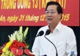 Long An báo cáo kết quả Hội nghị Trung ương 13 (khóa XI)