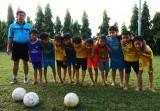 Đầu tư cho bóng đá tiểu học là xây nền móng cho thể thao đỉnh cao