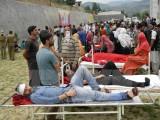 Hơn 50 người thương vong trong trận động đất 6,8 độ richter ở Ấn Độ