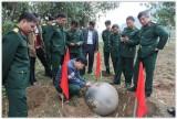 Bộ Quốc phòng kết luận ban đầu về vật thể lạ rơi xuống Việt Nam
