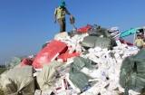 Tiêu hủy 222.000 gói thuốc lá ngoại nhập lậu